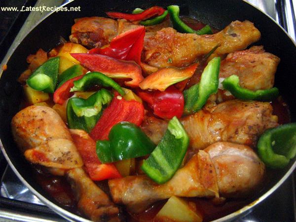 chicken_afritada_bell_peppers