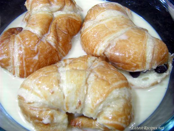 croissant_pudding