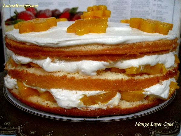 maple layer cake marvelous mango layer cake recipe yummly mango sorbet ...