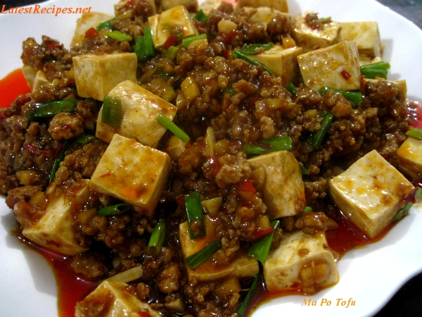 Mapo Tofu Recipe Recipe — Dishmaps