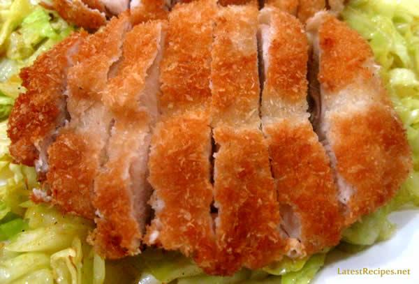 Tonkatsu (Japanese Breaded Pork)