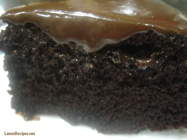 No Bake Chocolate Cake Pinoy Style
