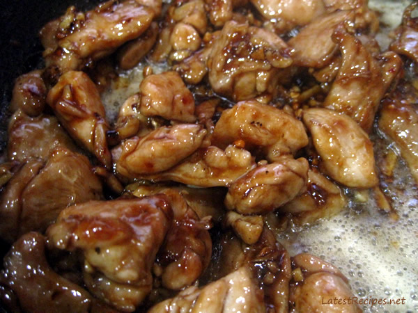 Kung Pao Chicken | Latest Recipes