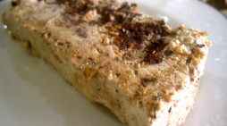 Semifreddo (Italian Semi-Frozen Dessert)