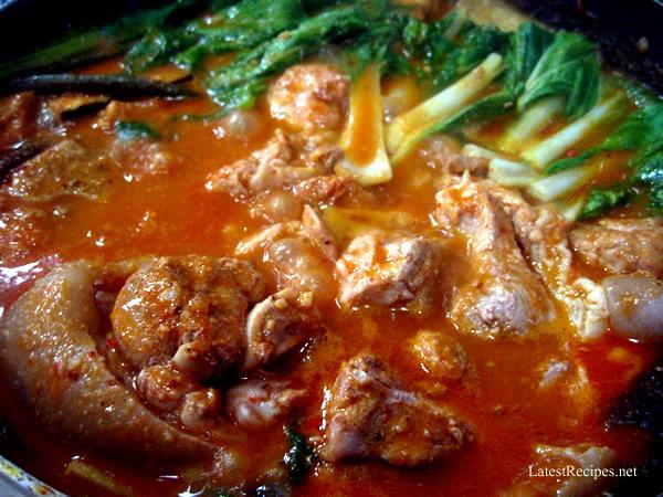 Kare-Kare (Pork)