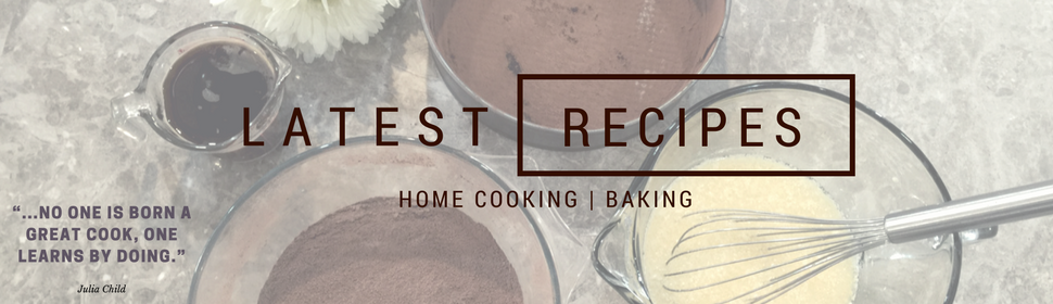 Latest Recipes