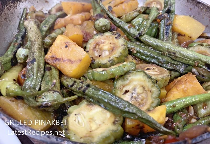 Grilled Pinakbet