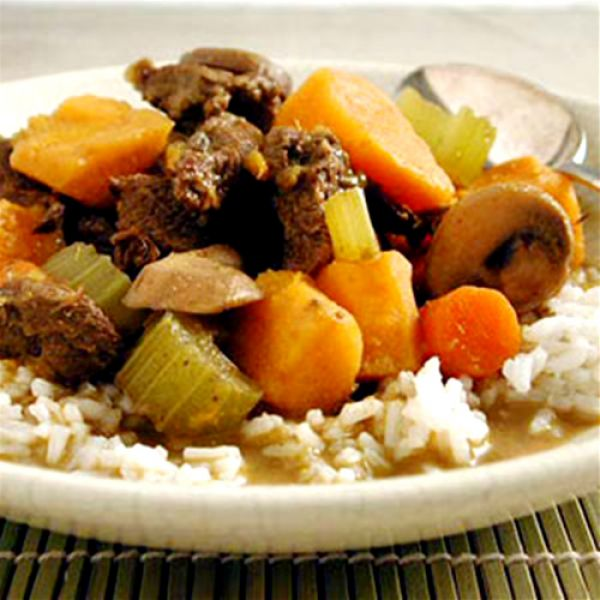 Beef Stew Curry »