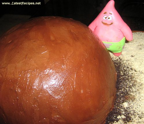 Patrick Star's Rock Cake (aka Beatty's Chocolate Cake)
