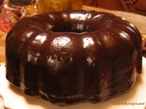 Chocolate Marble Pound Cake | Latest Recipes