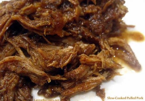Pulled Pork (Slow-Cooked)
