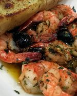 Gambas al Ajillo (Garlic Shrimp in Olive Oil)
