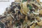Fettuccine ai Funghi
