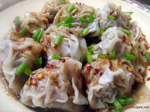 Siomai (Pork Dumplings)